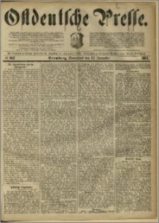 Ostdeutsche Presse. J. 5, 1881, nr 307