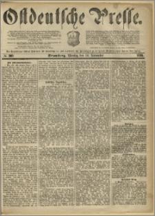 Ostdeutsche Presse. J. 5, 1881, nr 309