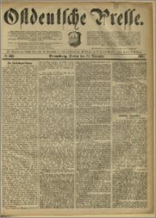 Ostdeutsche Presse. J. 5, 1881, nr 313
