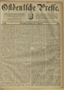 Ostdeutsche Presse. J. 5, 1881, nr 316