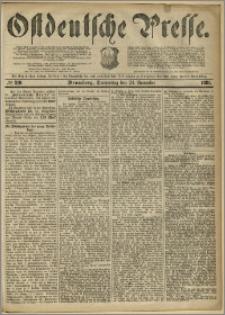 Ostdeutsche Presse. J. 5, 1881, nr 319