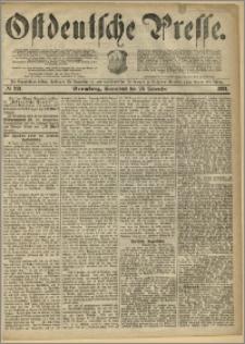 Ostdeutsche Presse. J. 5, 1881, nr 321