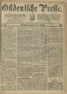Ostdeutsche Presse. J. 5, 1881, nr 322