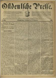 Ostdeutsche Presse. J. 5, 1881, nr 324