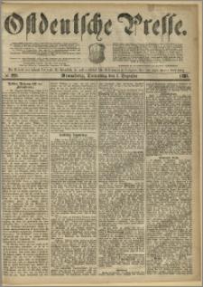 Ostdeutsche Presse. J. 5, 1881, nr 326
