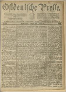 Ostdeutsche Presse. J. 5, 1881, nr 329