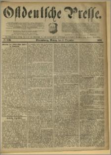 Ostdeutsche Presse. J. 5, 1881, nr 330