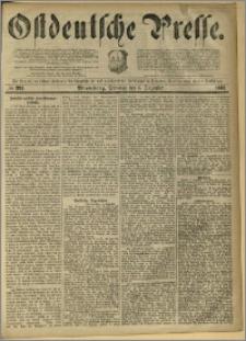 Ostdeutsche Presse. J. 5, 1881, nr 331