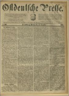 Ostdeutsche Presse. J. 5, 1881, nr 337