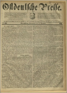 Ostdeutsche Presse. J. 5, 1881, nr 342