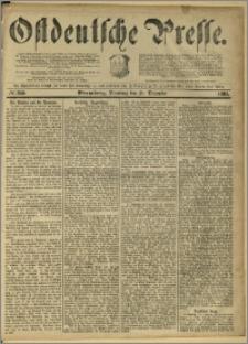 Ostdeutsche Presse. J. 5, 1881, nr 345