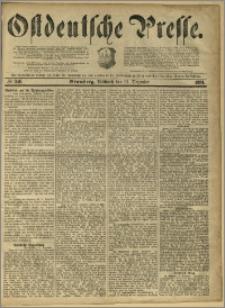 Ostdeutsche Presse. J. 5, 1881, nr 346