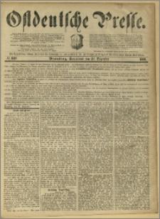 Ostdeutsche Presse. J. 5, 1881, nr 349