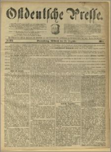 Ostdeutsche Presse. J. 5, 1881, nr 351