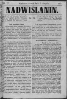 Nadwiślanin, 1861.09.03 R. 12 nr 84