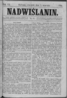 Nadwiślanin, 1861.09.05 R. 12 nr 85