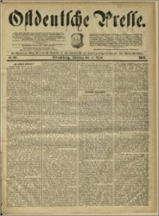 Ostdeutsche Presse. J. 6, 1882, nr 97
