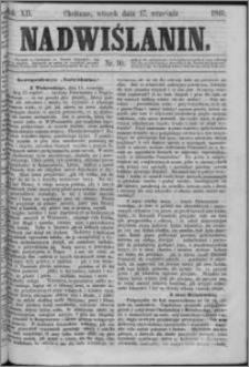 Nadwiślanin, 1861.09.17 R. 12 nr 90