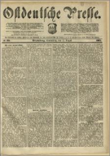 Ostdeutsche Presse. J. 6, 1882, nr 221