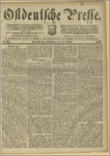 Ostdeutsche Presse. J. 6, 1882, nr 277