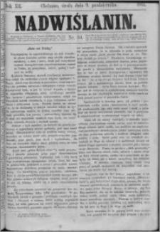 Nadwiślanin, 1861.10.09 R. 12 nr 99