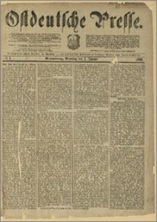 Ostdeutsche Presse. J. 7, 1883, nr 1