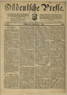 Ostdeutsche Presse. J. 7, 1883, nr 87
