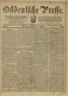 Ostdeutsche Presse. J. 7, 1883, nr 88