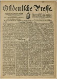 Ostdeutsche Presse. J. 7, 1883, nr 96