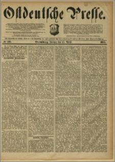 Ostdeutsche Presse. J. 7, 1883, nr 112