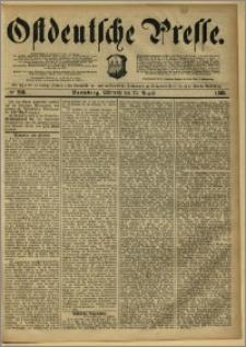 Ostdeutsche Presse. J. 7, 1883, nr 218