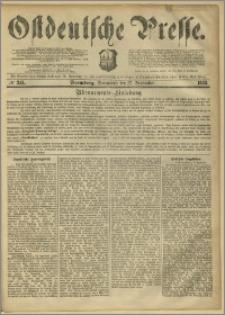 Ostdeutsche Presse. J. 7, 1883, nr 245