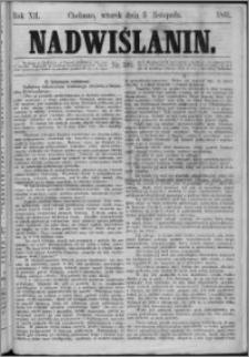 Nadwiślanin, 1861.11.05 R. 12 nr 110