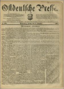Ostdeutsche Presse. J. 7, 1883, nr 250
