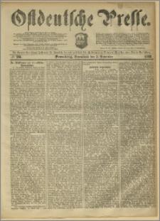 Ostdeutsche Presse. J. 7, 1883, nr 281