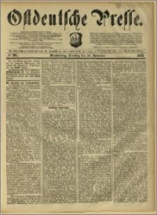 Ostdeutsche Presse. J. 7, 1883, nr 295