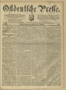 Ostdeutsche Presse. J. 7, 1883, nr 303