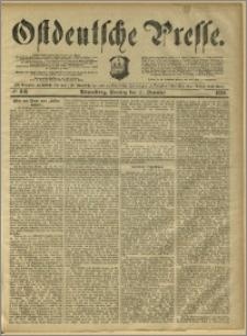 Ostdeutsche Presse. J. 7, 1883, nr 313