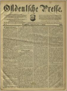 Ostdeutsche Presse. J. 8, 1884, nr 2