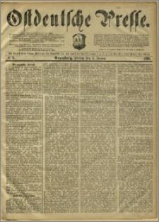 Ostdeutsche Presse. J. 8, 1884, nr 3