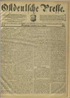 Ostdeutsche Presse. J. 8, 1884, nr 4