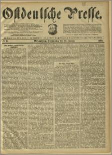 Ostdeutsche Presse. J. 8, 1884, nr 8