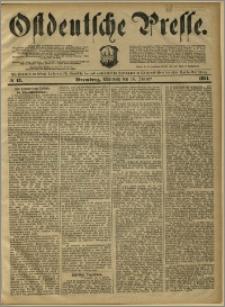 Ostdeutsche Presse. J. 8, 1884, nr 13