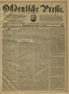 Ostdeutsche Presse. J. 8, 1884, nr 14