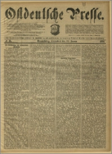 Ostdeutsche Presse. J. 8, 1884, nr 16