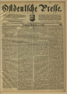 Ostdeutsche Presse. J. 8, 1884, nr 17