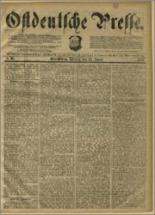 Ostdeutsche Presse. J. 8, 1884, nr 18