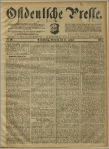 Ostdeutsche Presse. J. 8, 1884, nr 19
