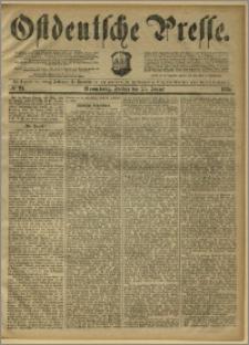 Ostdeutsche Presse. J. 8, 1884, nr 21