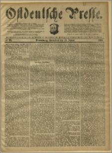 Ostdeutsche Presse. J. 8, 1884, nr 22